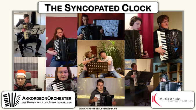 Beitragsbild - The Syncopated Clock